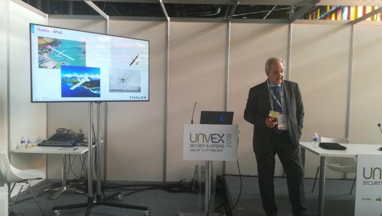 Primera jornada de UNVEX Security & Defense 2018