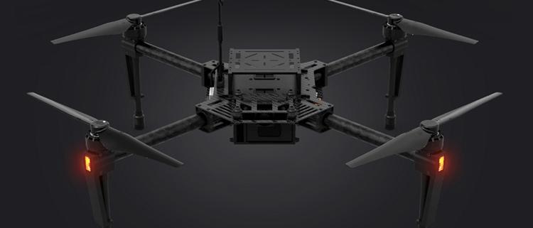 DRON Matrice 100 de DJI