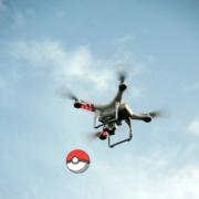Pokemon y drones