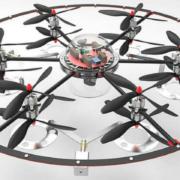 DRONE HOOPER presenta una solución de alta tecnología para la extinción de incendios