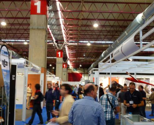 Expodrónica 2016: los drones aterrizan en Zaragoza
