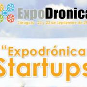 Expodrónica 2016 abre el plazo para presentar proyectos del I Concurso de Startups
