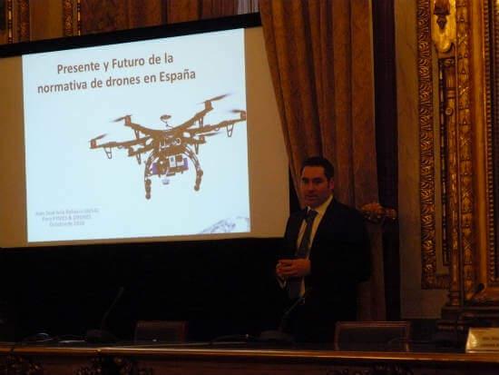 Primera edición del Foro PYMES & DRONES