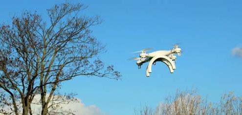 Fomento desarrolla una app para consultar las zonas del espacio aéreo