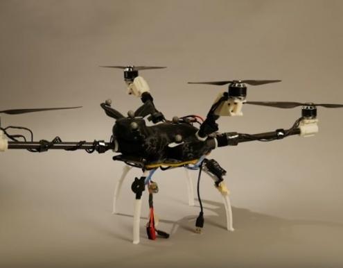 Diseña tu propio dron personalizado