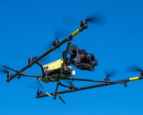 Se celebra la primera edición de Drone Chats