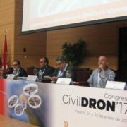 Droniberia participa en la tercera edición de CivilDRON