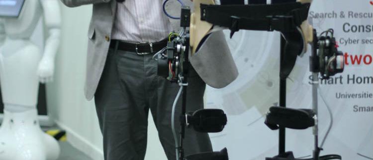 Global Robot Expo llega con los últimos avances en tecnología robótica