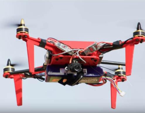 El Ejército de EEUU prueba la impresión 3D en drones