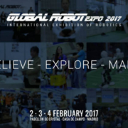 Inauguración de la II edición de Global Robot Expo