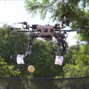 AEROARMS: el mayor proyecto de drones de uso civil de la UE