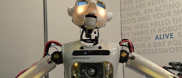 Innovaciones en Global Robot Expo 2017