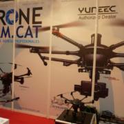 El galardonado Typhoon H presente en The Drone Show