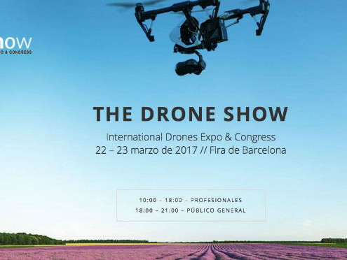 AIRK participará en la primera edición de The DroneShow