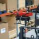 Linde presenta Flybox, el dron de inventario en almacenes