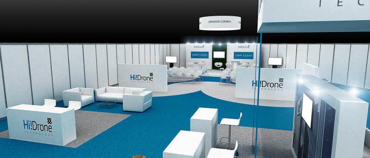Hi!Drone Technology, del 7 al 8 de junio