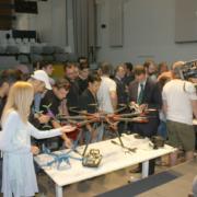 Conferencia de EXES sobre La Impresión de Drones con tecnología 3D