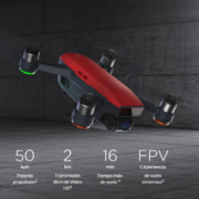 DJI lanza Spark, el mini dron que responde a los gestos