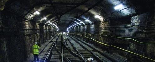 Vuelos con Drone en túneles de Metro