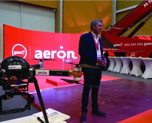 GAM incorpora los drones a su oferta comercial con la integración de Vuelox