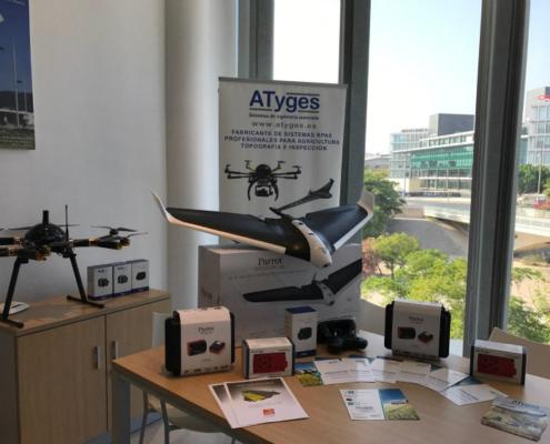 El nuevo dron DISCO-PRO AG de PARROT se presentará en Expodrónica