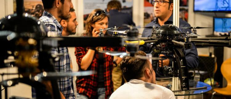 Drones y seguridad a debate en el Simposio Expodrónica 2017