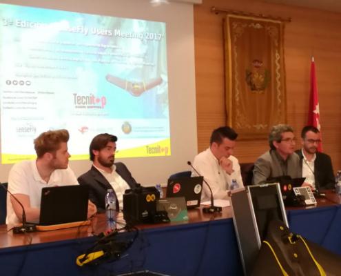 "3º Edición ""senseFly users meeting Spain and Portugal"""