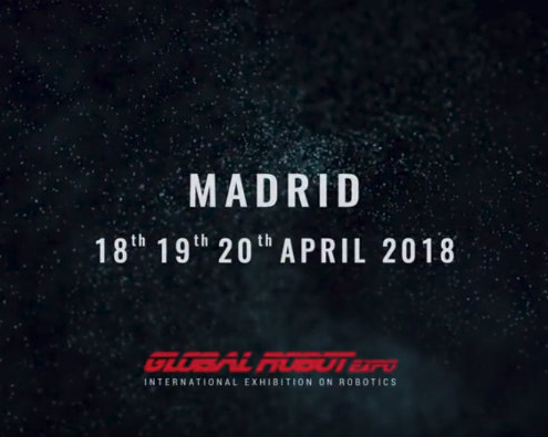 IFEMA será el nuevo escenario de la Global Robot Expo (GR-EX)