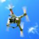 Vodafone controla drones en vuelo mediante una red móvil