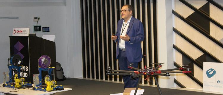 Droniberia apuesta por un crecimiento rápido del sector tras la nueva directiva