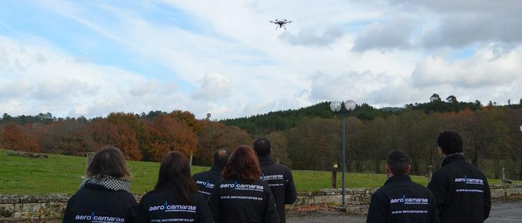 AeroHybrix: el dron híbrido que alcanza las cuatro horas de vuelo