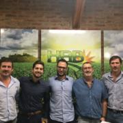 HAB y HEMAV se unen para ofrecer servicios de Agricultura de Precisión