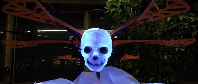 AIRK Drones muestra nueve aplicaciones que pueden realizarse con drones