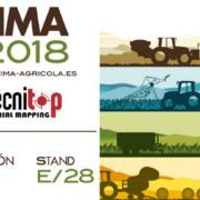 Tecnitop y SenseFly una edición más en FIMA-Agrícola