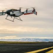 Vahana, el taxi volador de Airbus, completa su primer vuelo