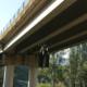 Primeras pruebas de AEROBI, un dron para la inspección de puentes