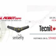 Tecnitop presente en la tercera edición de Global Robot Expo