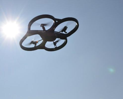 Formación gratuita sobre drones para operadores, Administraciones Públicas y Fuerzas y Cuerpos de Seguridad