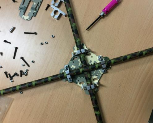 El proyecto ICAROS. Un proyecto educativo basado en la construcción de drones