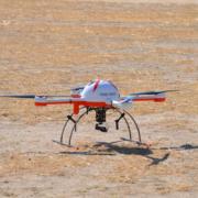 """El dron X-COPTER de MAXAM, Premio a la """"Mejor Idea de Utilización de Drones en Ingeniería Civil"""""""