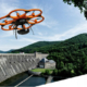 UAV Aibot X6 para cubrir necesidades topográficas