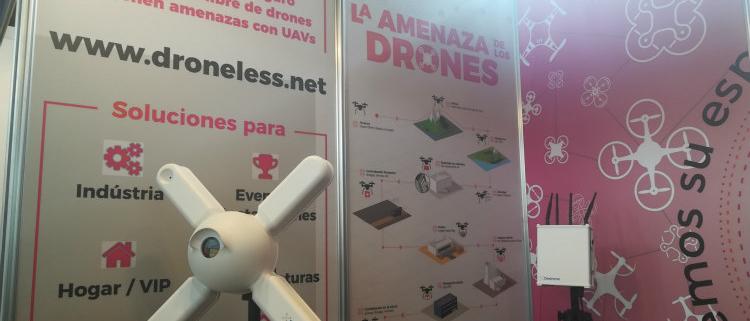 Sistema DroneTracker para la detección e identificación de drones y pilotos