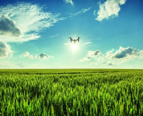 Los drones en la obra civil: un recurso en expansión