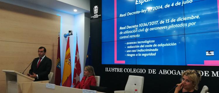 Real Decreto 1036/2017 y riesgos jurídicos en el uso de drones
