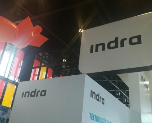 Indra muestra en UNVEX S&D el OPV TARGUS