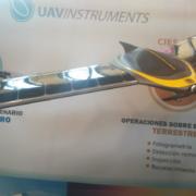 Drones con placas fotovoltaicas de UAV INSTRUMENTS