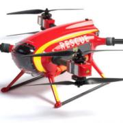 Auxdron Lifeguard: el dron diseñado para salvamento y rescate