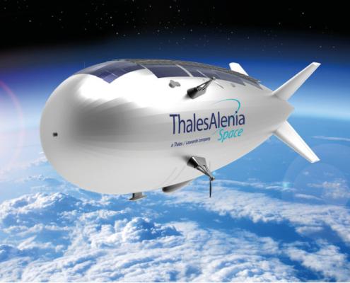 Stratobus: una plataforma estratosférica a medio camino entre un dron y un satélite