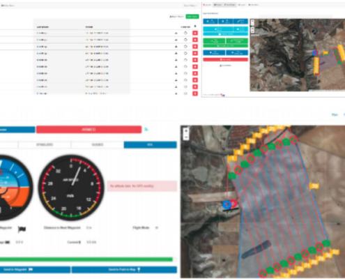 SRM Consulting presenta IAS, el gestor de flota de drones
