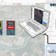 "uAvionix PingUSB: Nuevo sistema ""detect and avoid"" de senseFly"